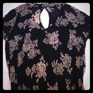 Black torrid blouse